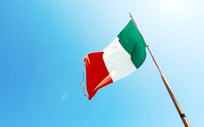 18 Scalini será el encargado de atender la Fiesta de la República Italiana